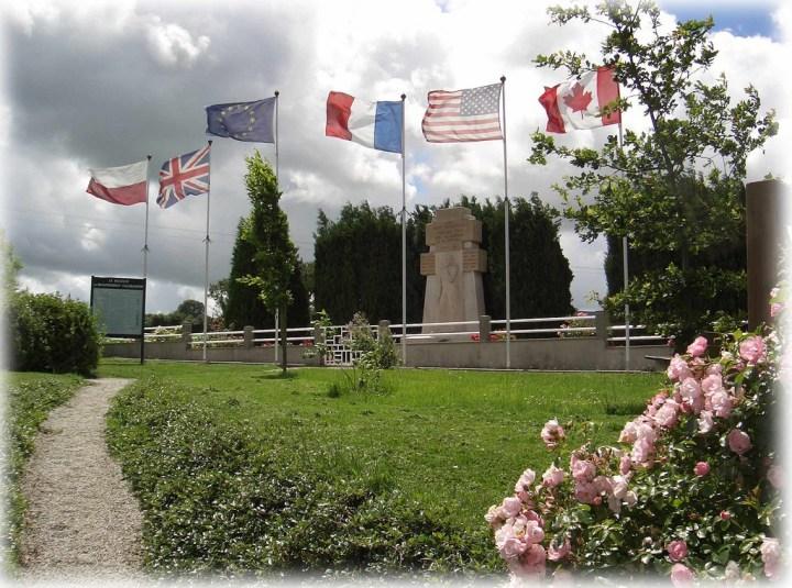 Monument aux résistants de Beaucoudray