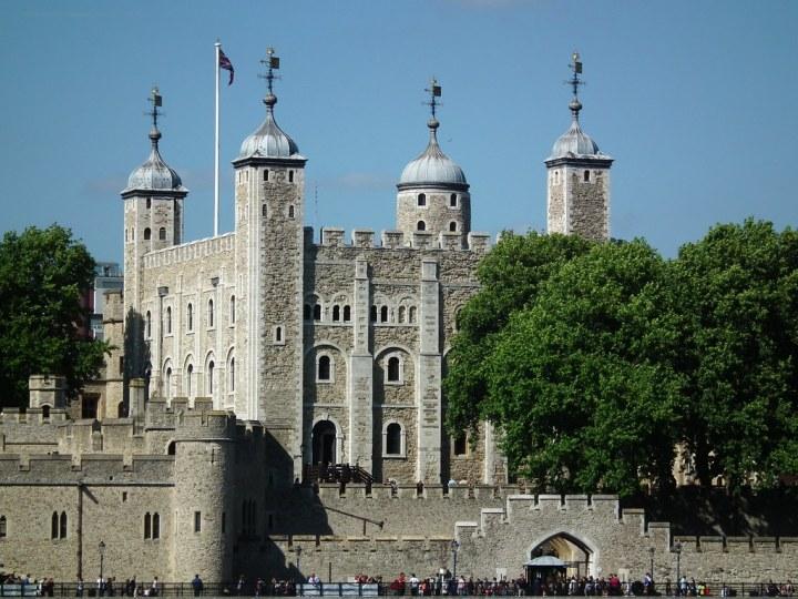La tour de Londres