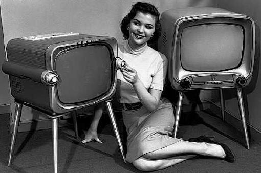 la television histoire et invention
