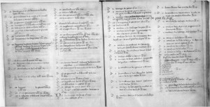 Livre des métiers Etienne Boileau