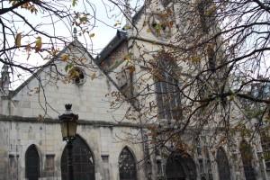 Facade de Saint Nicolas des champs