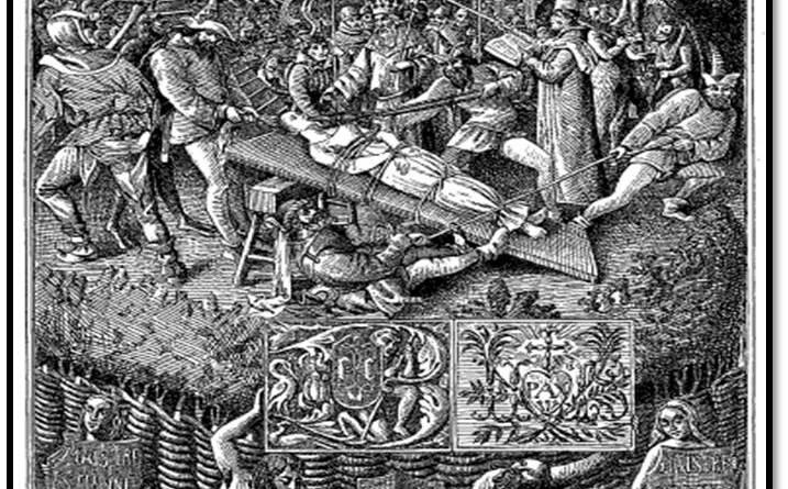 mystère du martyre de sainte Apolline