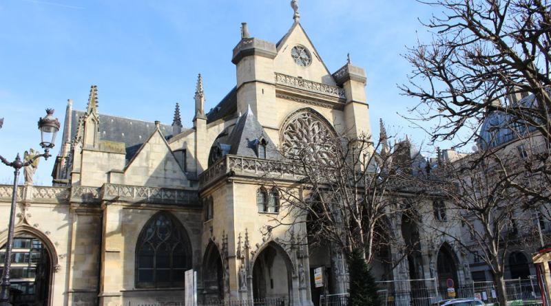 Saint Germain l'auxerrois