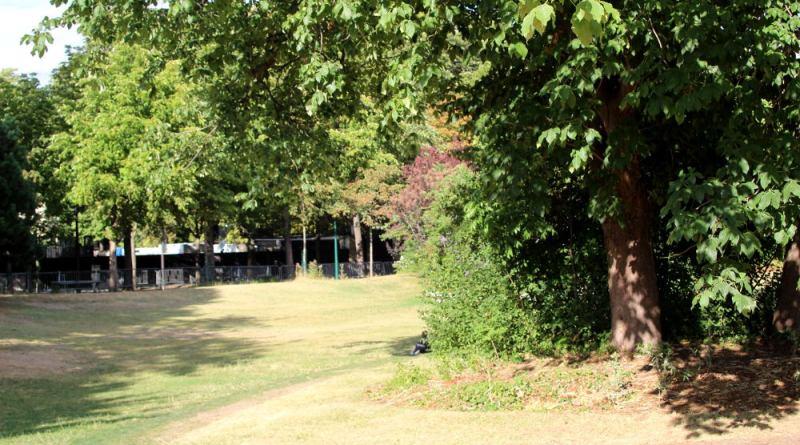 Jardins des Champs Elysées