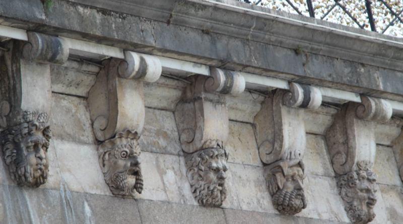 mascaron du pont neuf