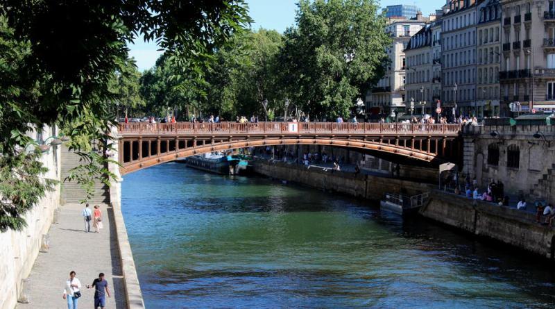 Le pont au double