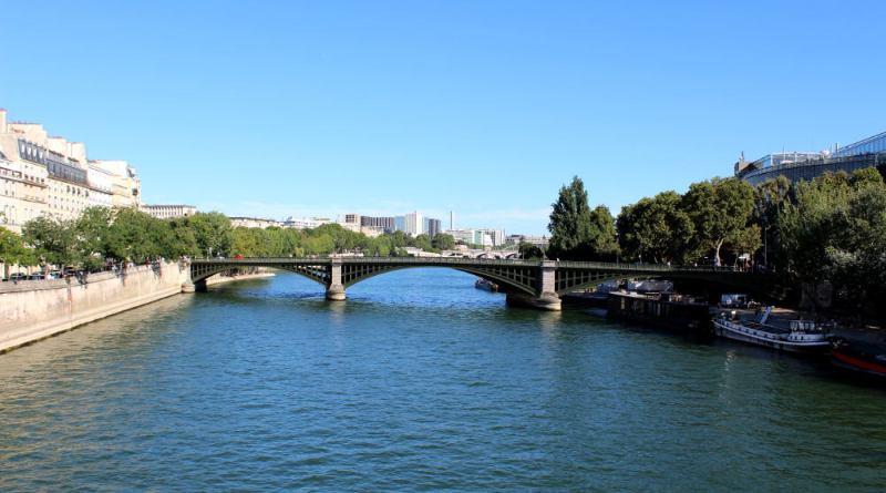 le pont de Sully