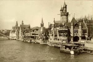 Vieux Paris de l'Exposition universelle de 1900