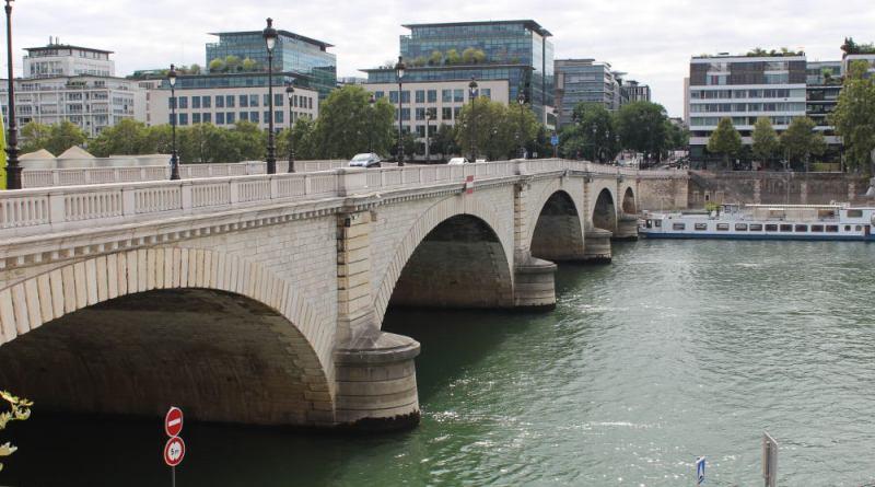 Le pont de Tolbiac