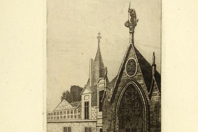 Saint Michel du Palais par Martial Potemont