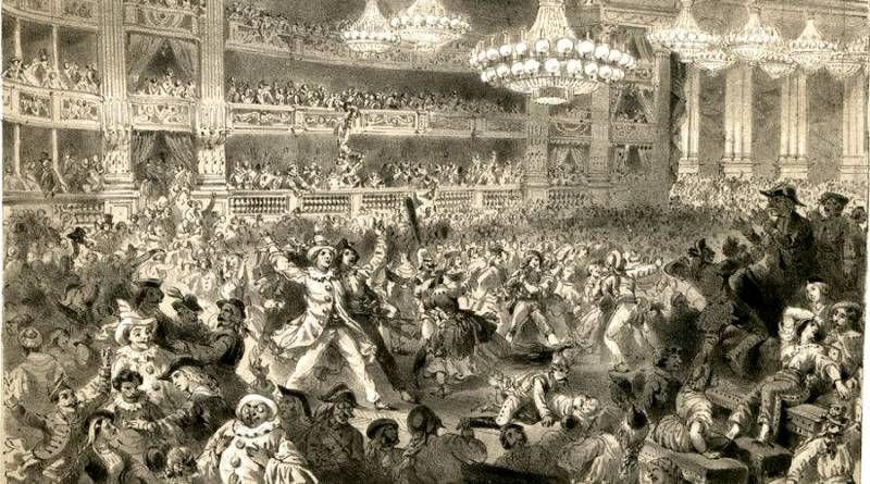Bal de l'Opéra par Provost