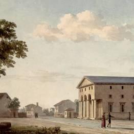 Barrière de Clichy par J Palaiseau