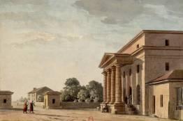 Barrière de Monceau par J Palaiseau