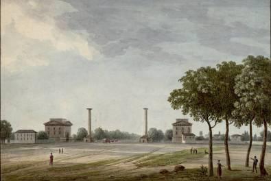 Barrière de Vincennes par J Palaiseau