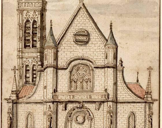 Saint André des Arts