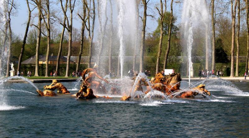 Char d'Apollon de Versailles