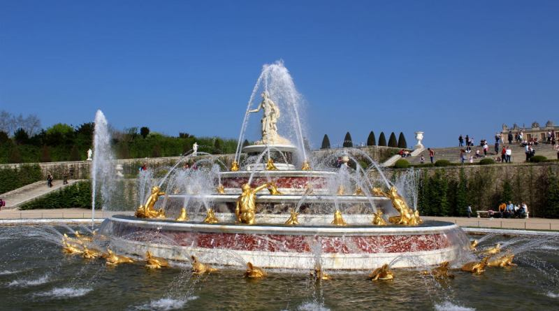 bassin de Latone de Versailles