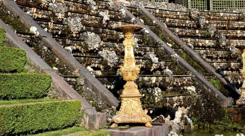 salle de Bal du Jardin de Versailles