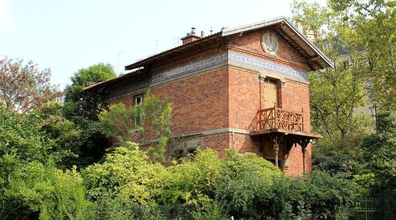 maison des Buttes Chaumont