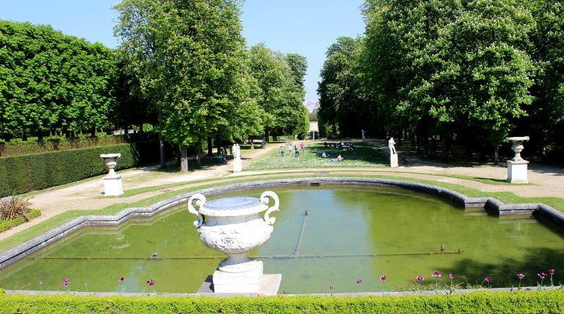 bassin des trois bouillons de Saint Cloud