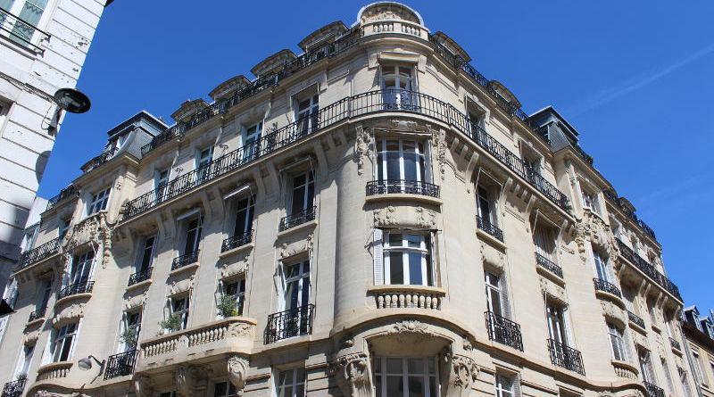 immeuble du 134 rue de Grenelle