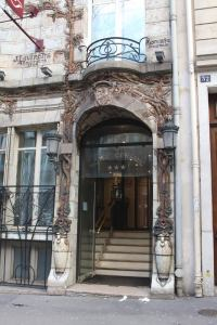 porte du Céramic Hotel