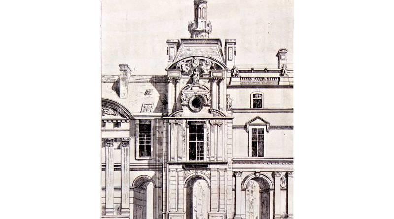 le pavillon de Rohan