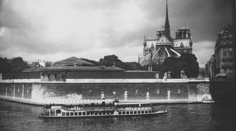 La Morgue en 1909 - agence roll