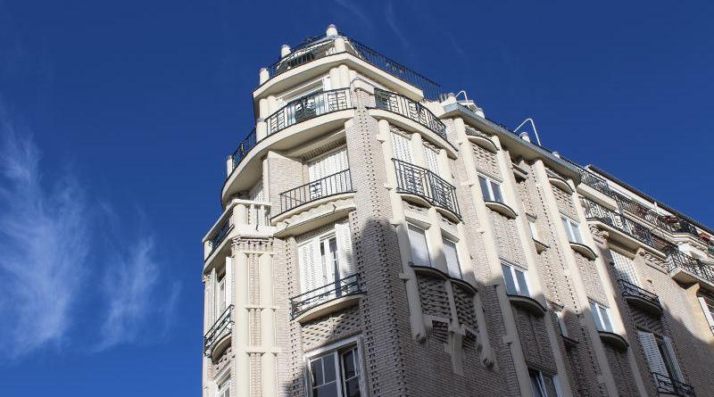 immeuble Hector Guimard de la rue Greuze