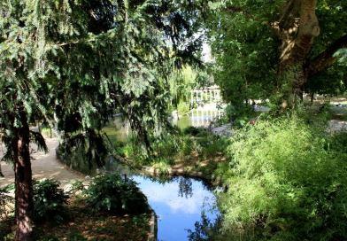 rivière du Parc Monceau