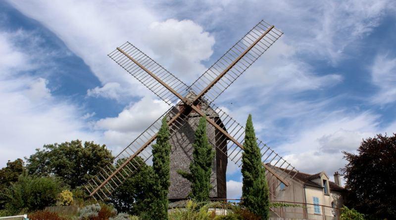 Moulin de Sannois dit de Montrouillet