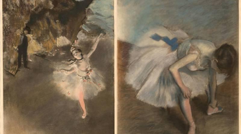Les danseuses d'Edgar Degas