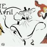 Jane Avril par Toulouse Lautrec