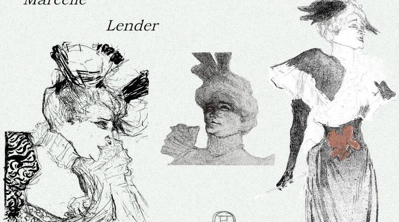 Marcelle Lender par Toulouse Lautrec