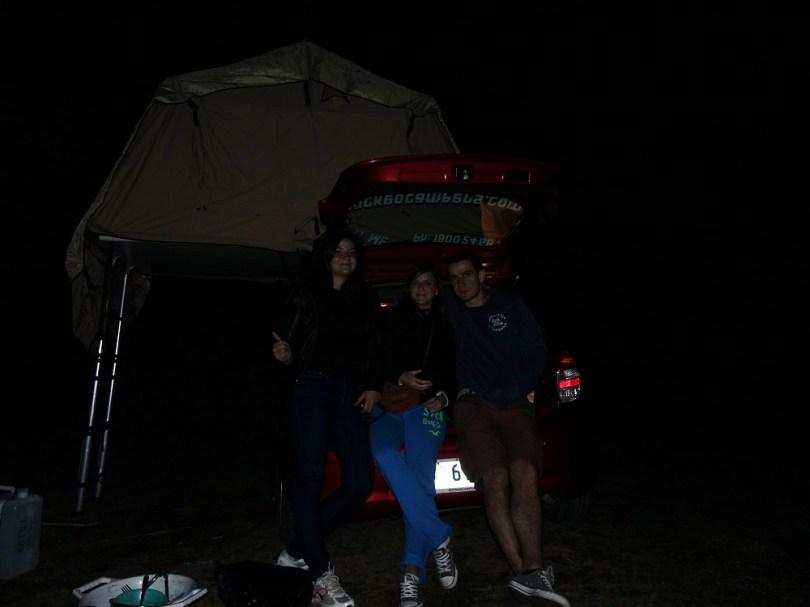 Tasmanie road-trip backpackers