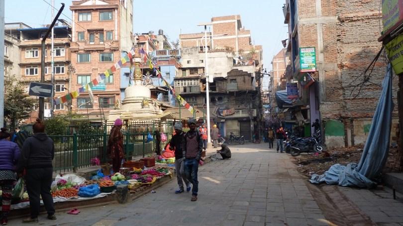 Katmandou Thahity Chowk nepal thamel