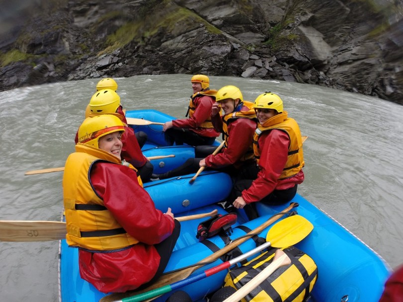 Shotover River tour