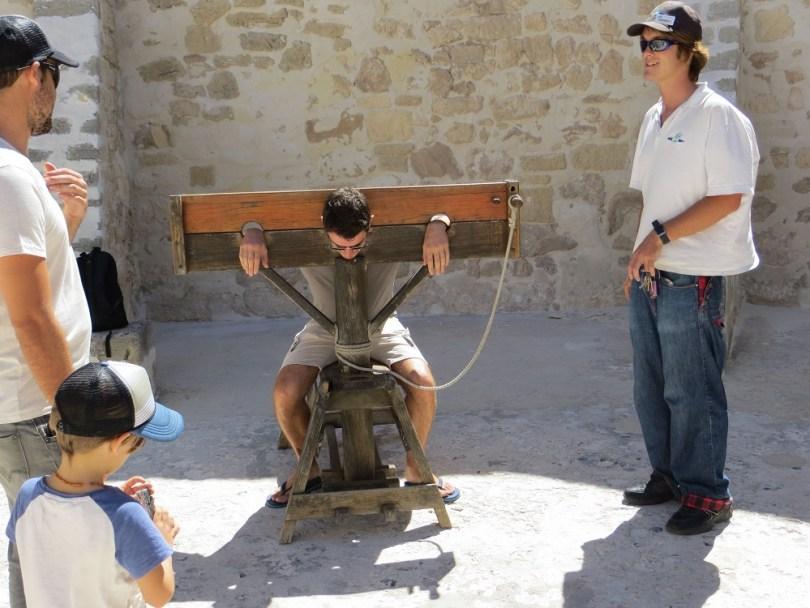 Un nouveau convict européen...