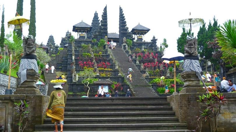 Le temple Besakih
