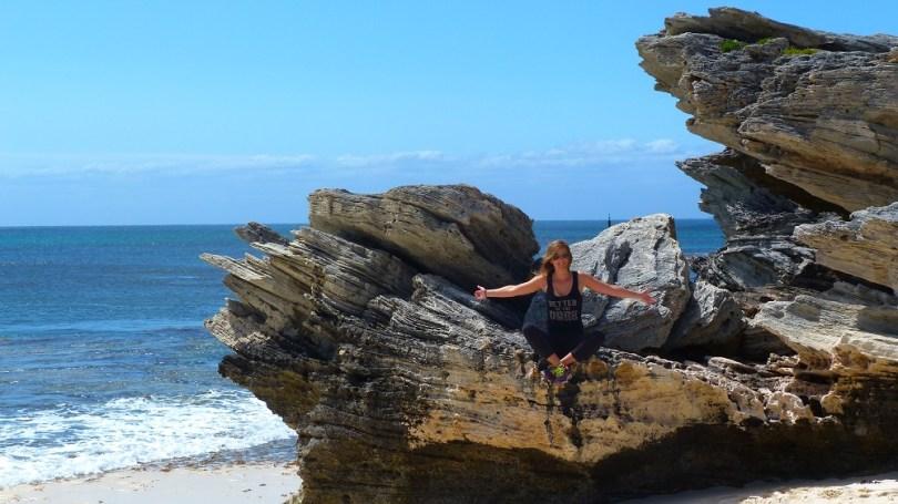 Pour ses 30 ans, j'emmène Morgane sur Rottnest Island