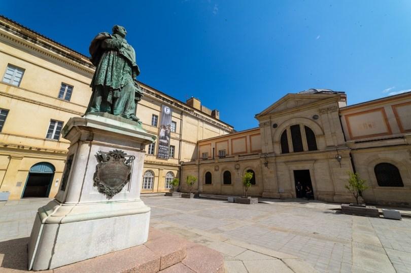 Palais Fesch et chapelle impériale