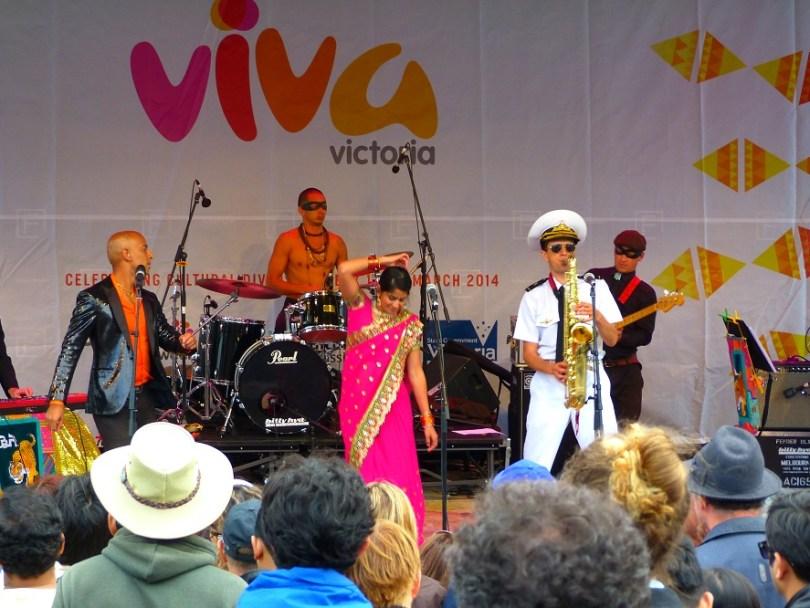 Melbourne musique indienne festival