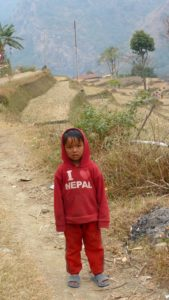 Jeune népalais