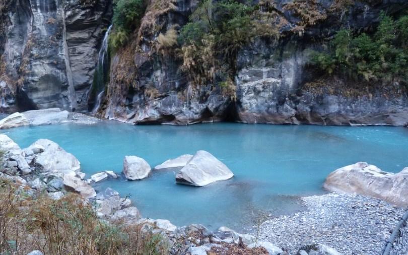 Annapurna riviere montagne