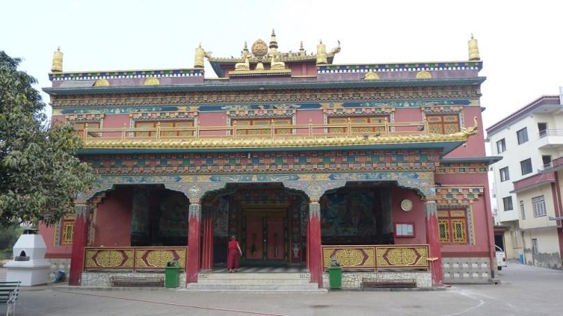 Temple bouddhiste Bodnath Nepal