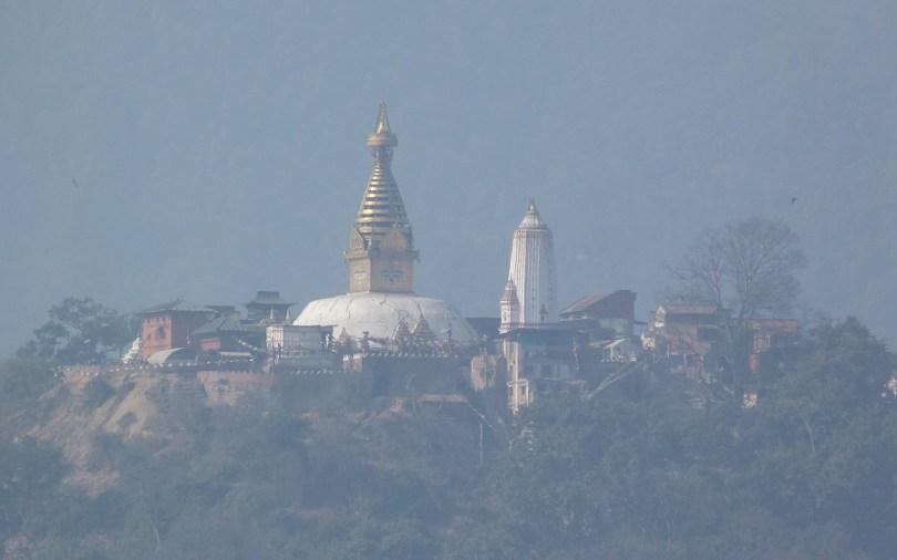 Nepal Katmandou Swayambhunath