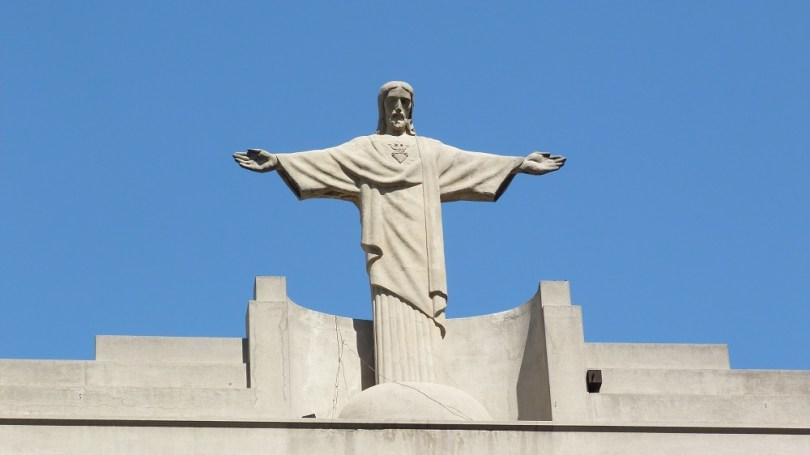 Santiago Chili Jesus Christ Universite Catholique