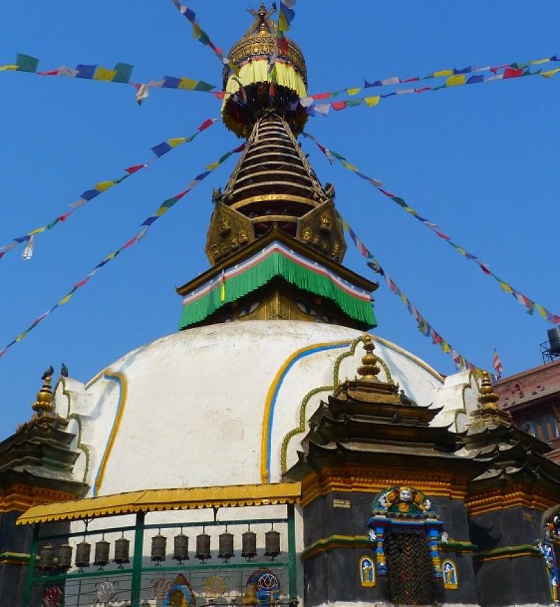 Stupa Kathesimbhu nepal katmandou