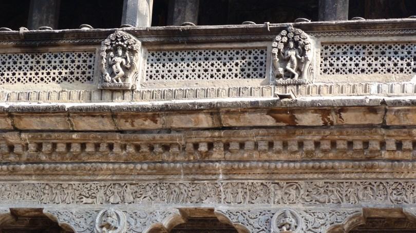 Temple durbar square patan nepal
