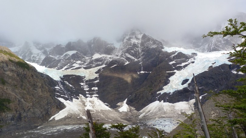 Glacier Frances